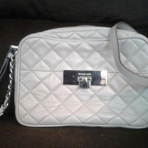 Michael Kors quilted handbag